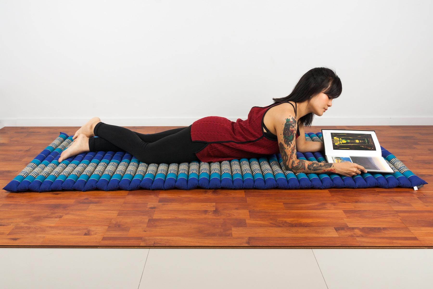 Rollbare Thaimatten