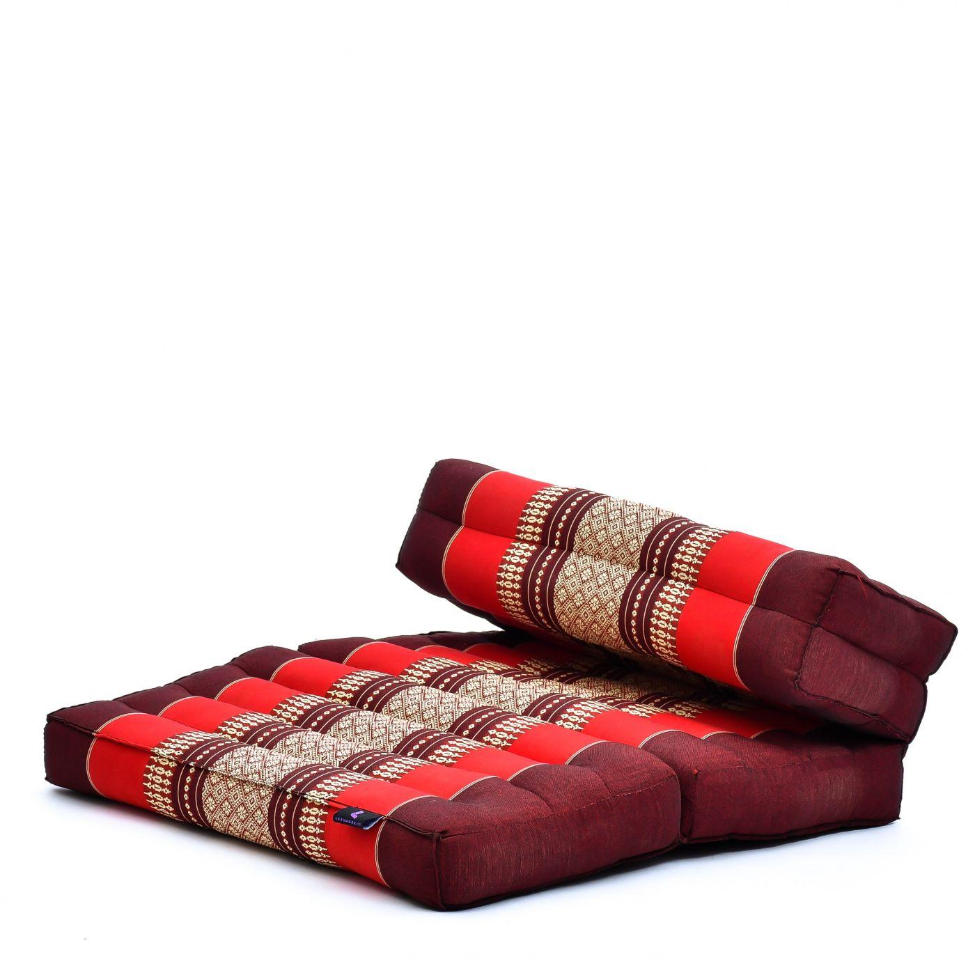 Cuscino Da Meditazione.Leewadee Sedile Pieghevole Da Meditazione A Pavimento Cuscino Da Seduta Yoga Set 2 In 1 Cuscino Da Meditazione Set Meditazione Universale Salvaspazio