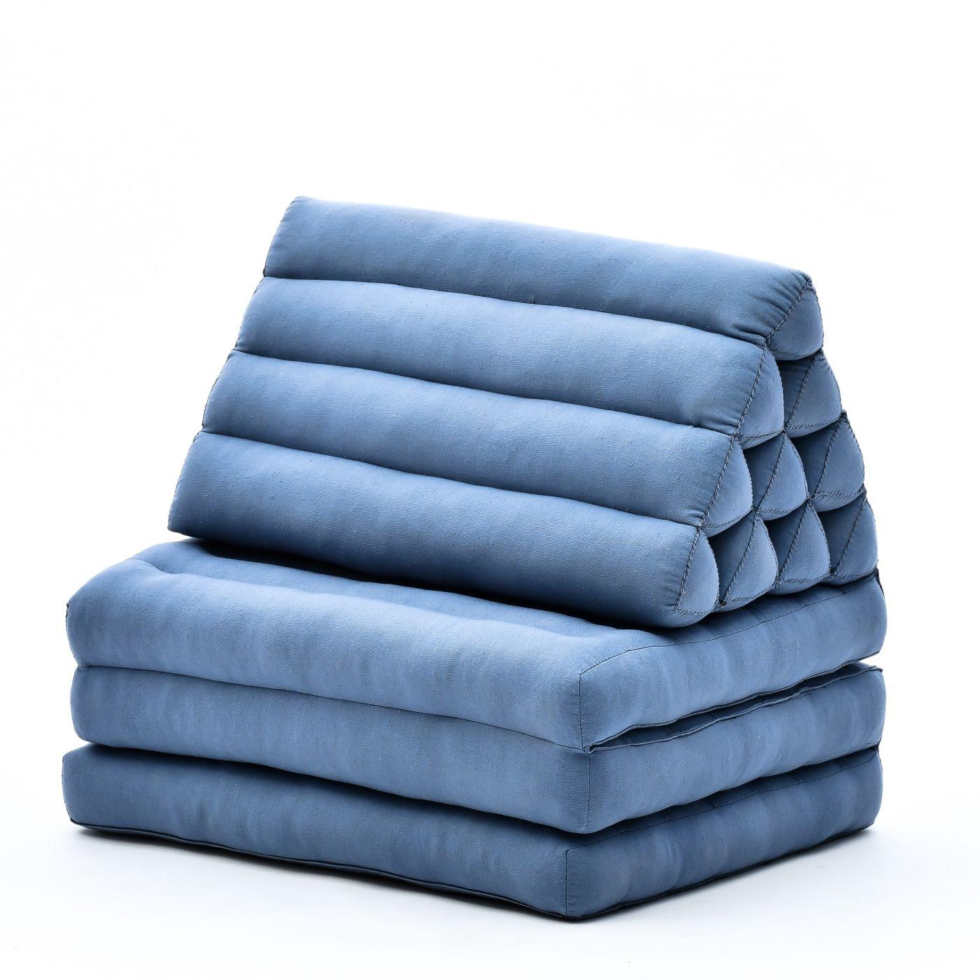 Leewadee Foldout Triangle Thai Cushion